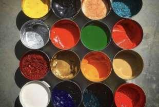 رنگ هایی که با روح و روان انسان بازی می کند