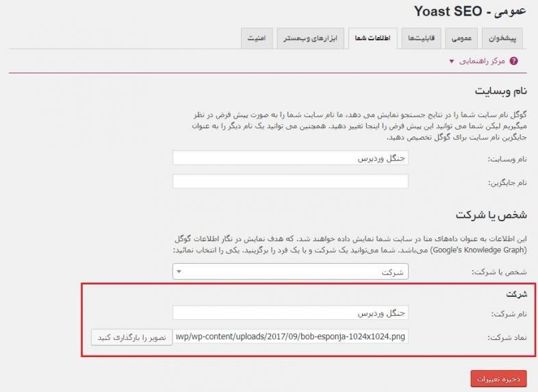 آموزش افزونه سئو قدرتمند yoast در وردپرس(قسمت دوم)