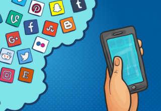 ۸ راه افزایش ترافیک بازدیدکنندگان با شبکه های اجتماعی