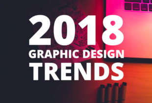 11 ترند بزرگ طراحی سایت برای سال 2018